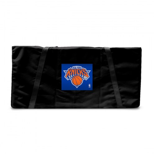 New York Knicks Cornhole Carrying Case