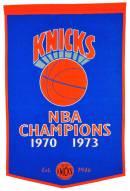 New York Knicks Dynasty Banner
