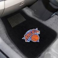 New York Knicks Embroidered Car Mats