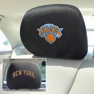 New York Knicks Headrest Covers
