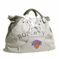 New York Knicks Hoodie Tote Bag