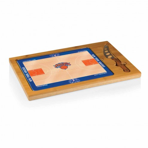 New York Knicks Icon Cutting Board