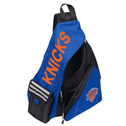 New York Knicks Leadoff Sling Backpack