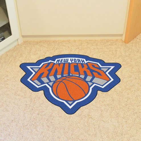 New York Knicks Mascot Mat