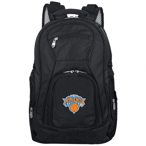 New York Knicks Laptop Travel Backpack