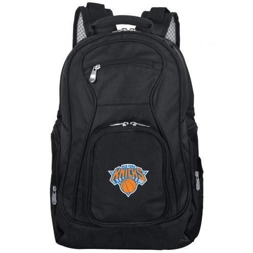 New York Knicks Laptop Travel Backpack