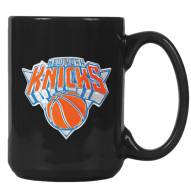 New York Knicks NBA 2-Piece Ceramic Coffee Mug Set