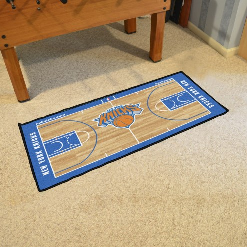 New York Knicks NBA Court Runner Rug