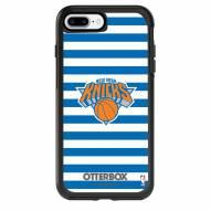 New York Knicks OtterBox iPhone 8 Plus/7 Plus Symmetry Stripes Case