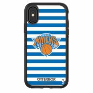 New York Knicks OtterBox iPhone X/Xs Symmetry Stripes Case
