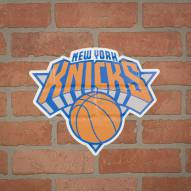 New York Knicks Outdoor Logo Graphic