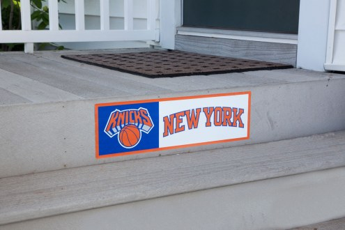 New York Knicks Outdoor Step Graphic