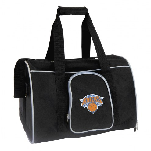 New York Knicks Premium Pet Carrier Bag