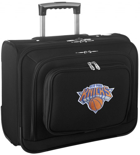 New York Knicks Rolling Laptop Overnighter Bag