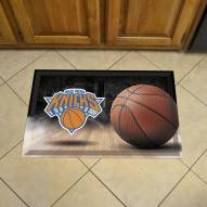 New York Knicks Scraper Door Mat