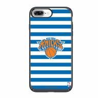 New York Knicks Speck iPhone 8 Plus/7 Plus Presidio Stripes Case