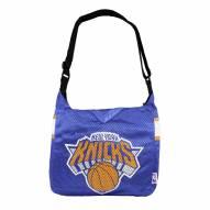 New York Knicks Team Jersey Tote