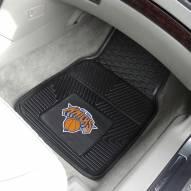 New York Knicks Vinyl 2-Piece Car Floor Mats