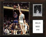 "New York Knicks Willis Reed 12"" x 15"" Player Plaque"