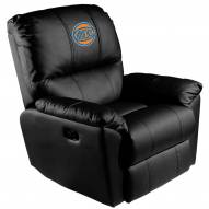New York Knicks XZipit Rocker Recliner with Secondary Logo