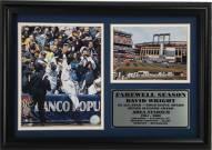 "New York Mets 12"" x 18"" David Wright Photo Stat Frame"