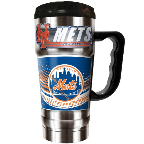 New York Mets 20 oz. Champ Travel Mug