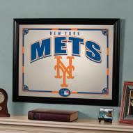 "New York Mets 23"" x 18"" Mirror"