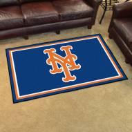 New York Mets 4' x 6' Area Rug