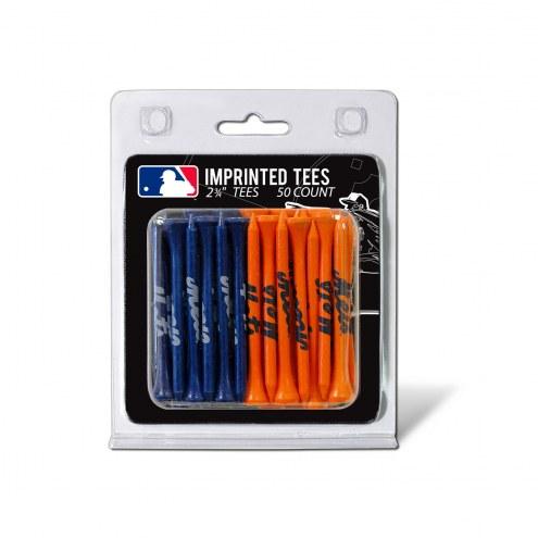 New York Mets 50 Golf Tee Pack