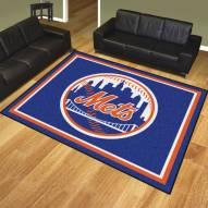 New York Mets 8' x 10' Area Rug