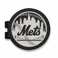 New York Mets Black Prevail Engraved Money Clip