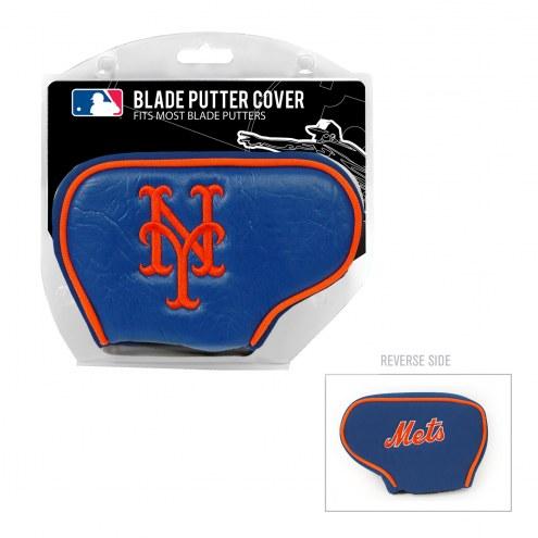 New York Mets Blade Putter Headcover