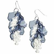 New York Mets Celebration Dangle Earrings