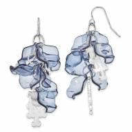 New York Mets Celebration Dangle Earrings