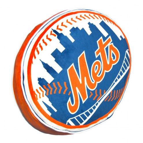 New York Mets Cloud Travel Pillow