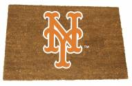 New York Mets Colored Logo Door Mat