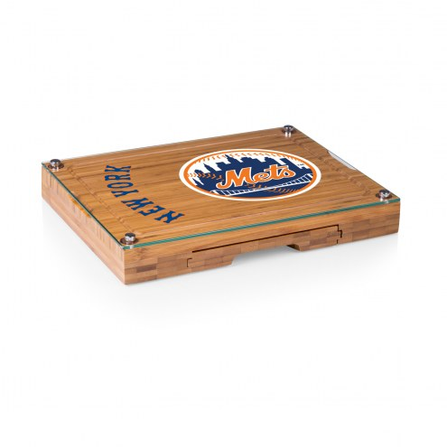 New York Mets Concerto Bamboo Cutting Board