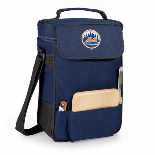 New York Mets Duet Insulated Wine Bag