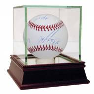 New York Mets Dwight Gooden Signed MLB Baseball w/ Dr. K 85 CY 86 WS Champs 84 ROY