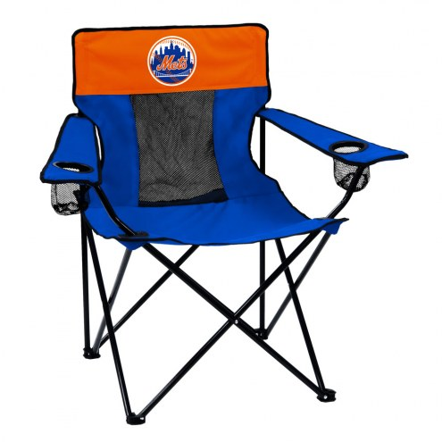 New York Mets Elite Tailgating Chair