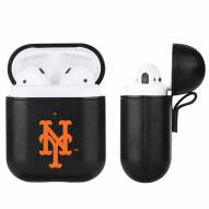 New York Mets Apple Air Pod Leatherette