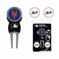 New York Mets Golf Divot Tool Pack