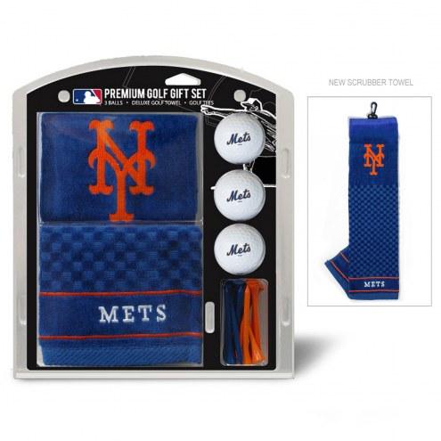 New York Mets Golf Gift Set