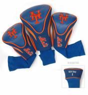 New York Mets Golf Headcovers - 3 Pack