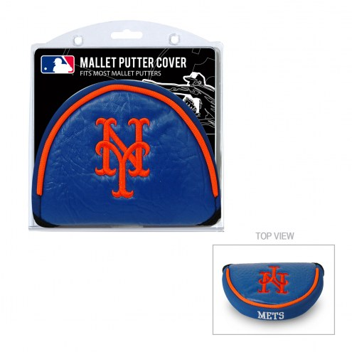 New York Mets Golf Mallet Putter Cover