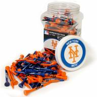 New York Mets 175 Golf Tee Jar