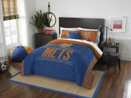 New York Mets Grand Slam Full/Queen Comforter Set