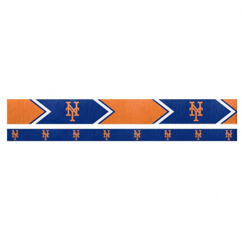 New York Mets Headband Set