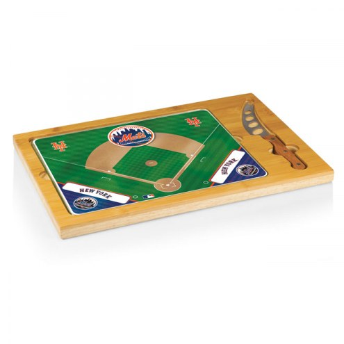 New York Mets Icon Cutting Board