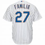 New York Mets Jeurys Familia Replica Home Baseball Jersey